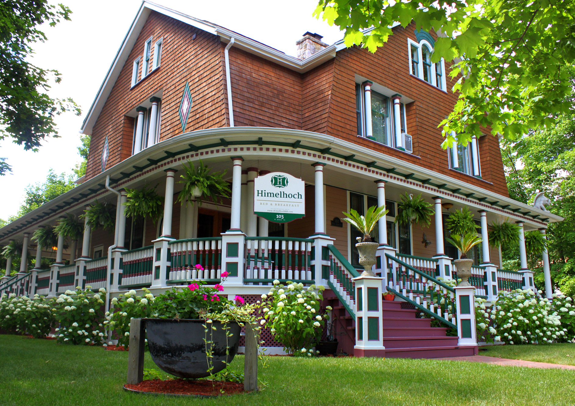 Bed and Breakfast in Caro, Michigan near Frankenmuth